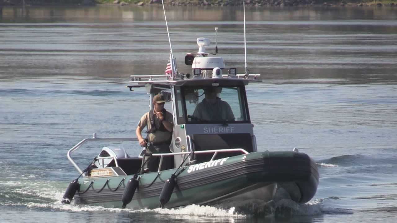 New response boat delivered to Franklin County Sheriff's