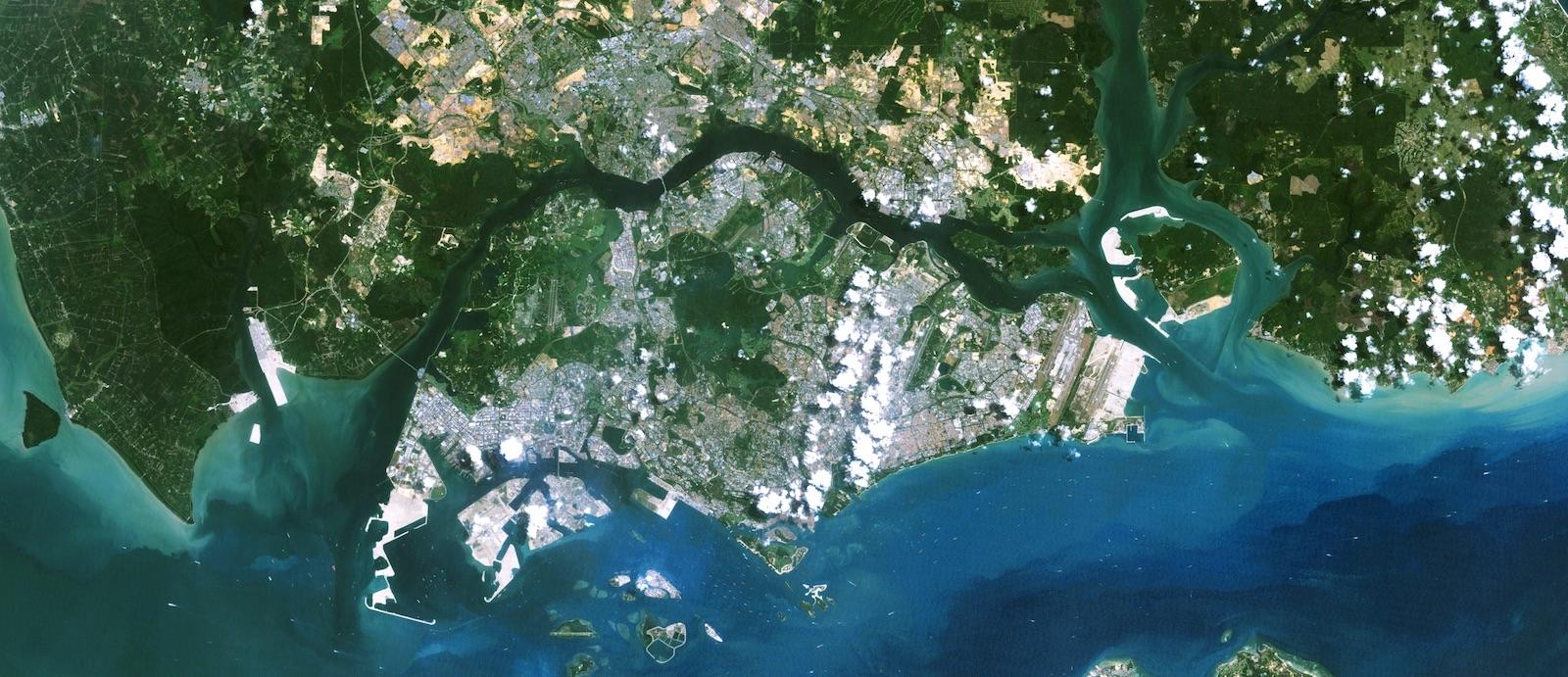Photo: NASA Visible Earth