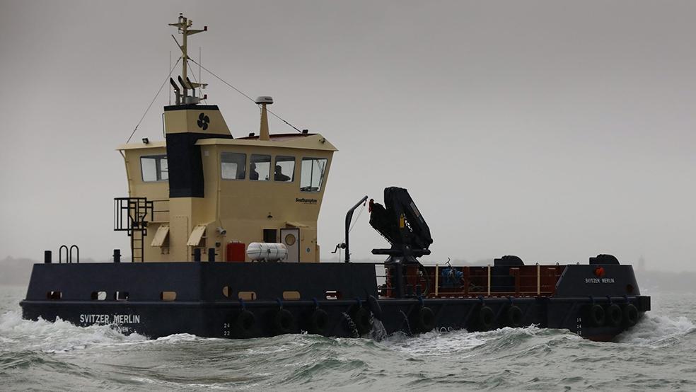 Image: Pete Ridout, Southampton Marine Services