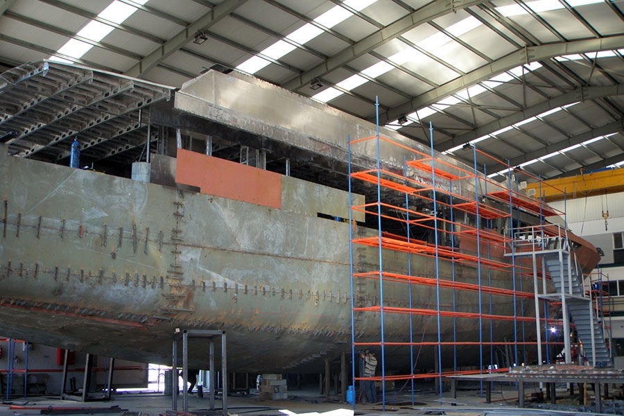 Ares Shipyard and Thyssenkrupp Marine Systems join forces