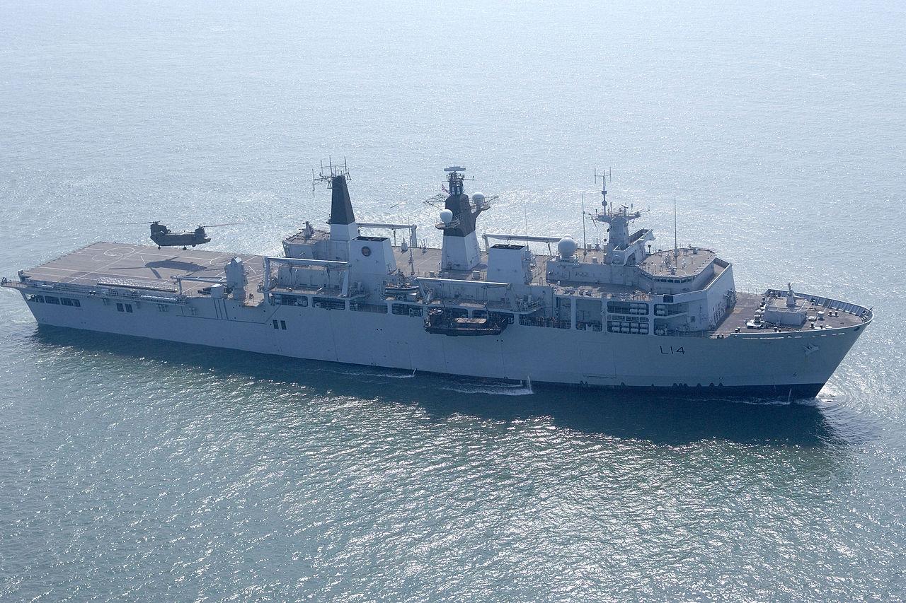 Photo: Royal Navy