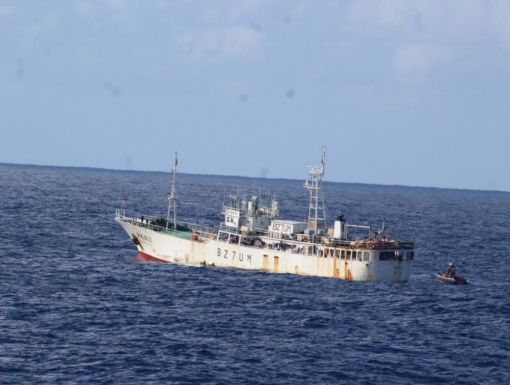 Image: USCG District 14 Hawaii Pacific
