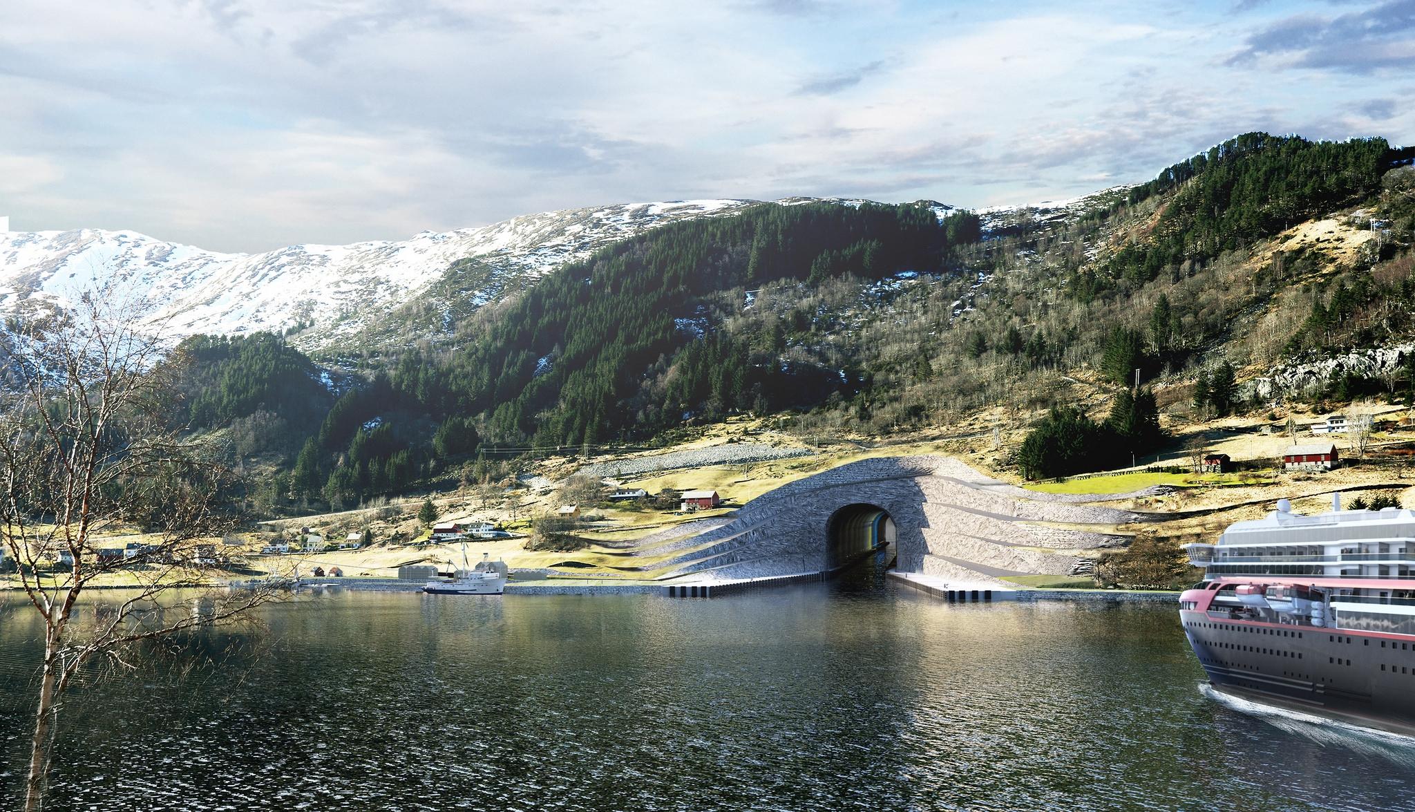 Photo: Norwegian Coastal Administration