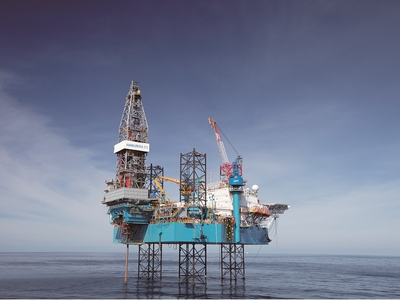 Japan Drilling Company wins five-well contract offshore