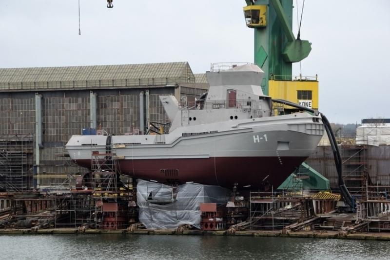 Image: Remontowa Shipbuilding