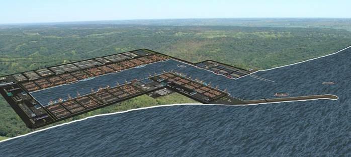 Bolloré and PowerChina to build and operate Nigeria deep sea