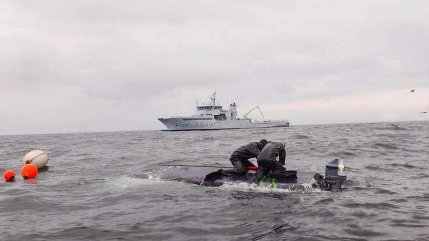 Image: Norwegian Coast Guard