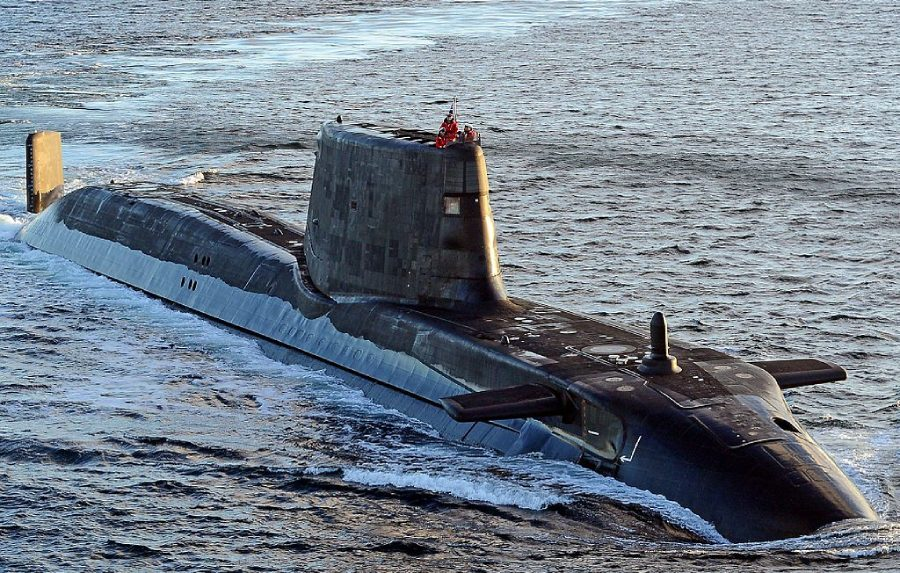 OPINION | US, UK assisting in Australia's nuclear submarine procurement