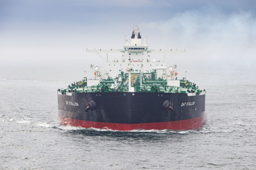 DHT Holdings acquires 2016-built VLCC pair