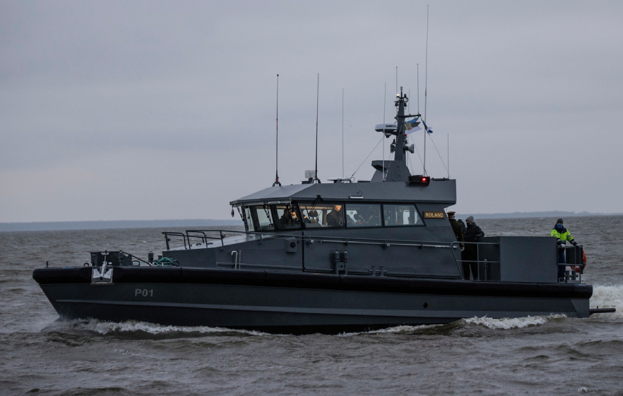 VESSEL REVIEW | Risto & Roland – Fast force protection craft delivered to Estonian Navy