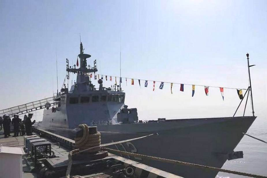 Second Keris-class littoral mission ship delivered to Royal Malaysian Navy