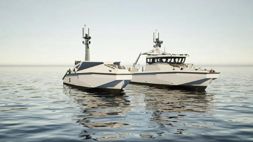 Louisiana boatbuilder to supply long-range USVs to US Marine Corps - Baird  Maritime