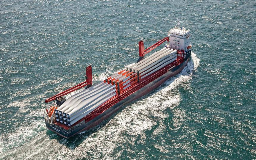 Netherlands' Symphony Shipping orders project cargo vessels from local yard