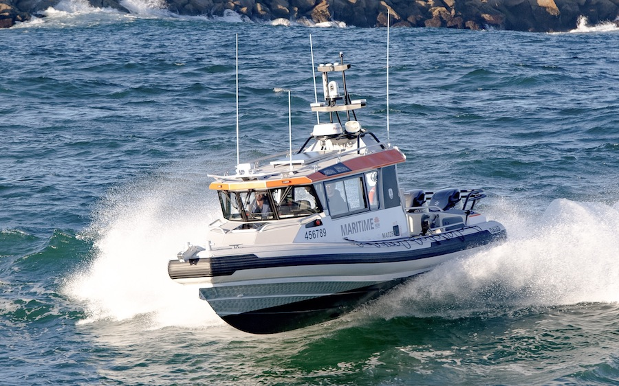 VESSEL REVIEW | MA028 – 10-metre coastal patrol boat pair for New South Wales
