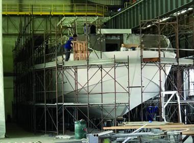 34 metre Nautica Store