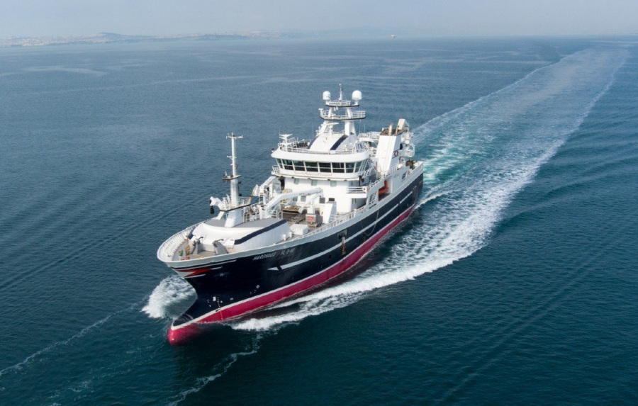 VESSEL REVIEW | Hardhaus – Turkish-built seiner/trawler promises low-emission operations for Norwegian owner