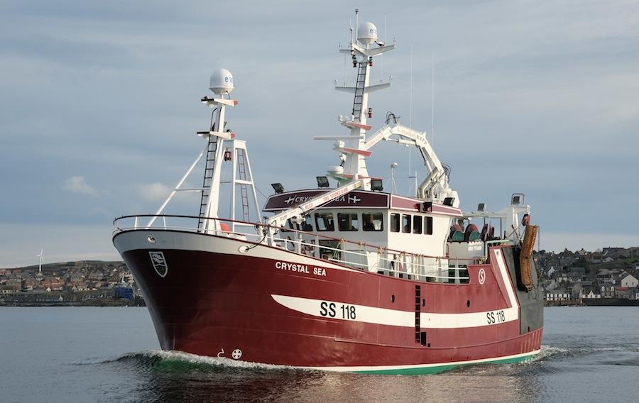VESSEL REVIEW | Crystal Sea – Smart new multi-purpose fishing boat joins English fleet