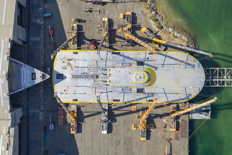 Welcome to Passenger Vessel Week!