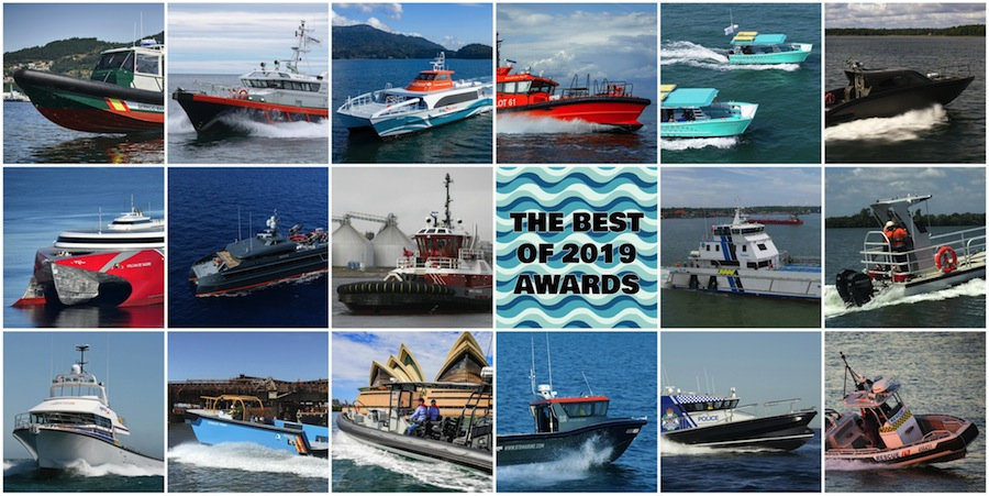 "Baird Maritime ""Best of 2019"" Awards"