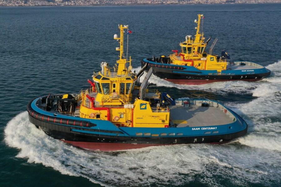 VESSEL REVIEW | Saam Acaxual & Saam Centzunat – Turkish-built tug pair take on terminal support duties in El Salvador