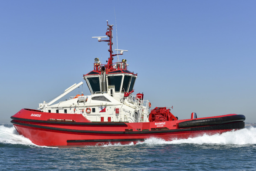 VESSEL REVIEW | Bamse – All-weather, low-emission escort tug for Norway's Oslofjord