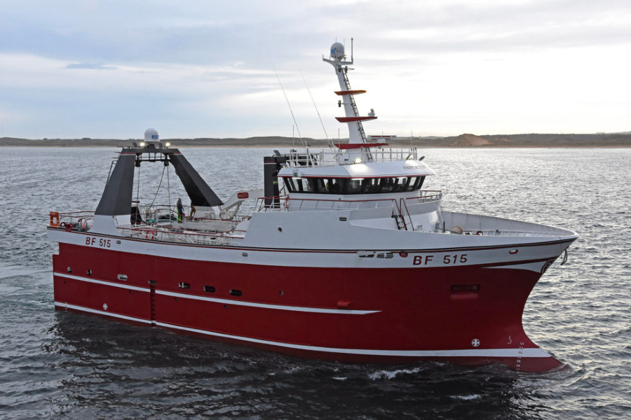 VESSEL REVIEW | Endeavour V – Whitehills fisherman's newest stern trawler is built for the North Atlantic