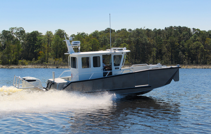 VESSEL REVIEW | Patrol and general support landing craft for Utah Parks and Recreation