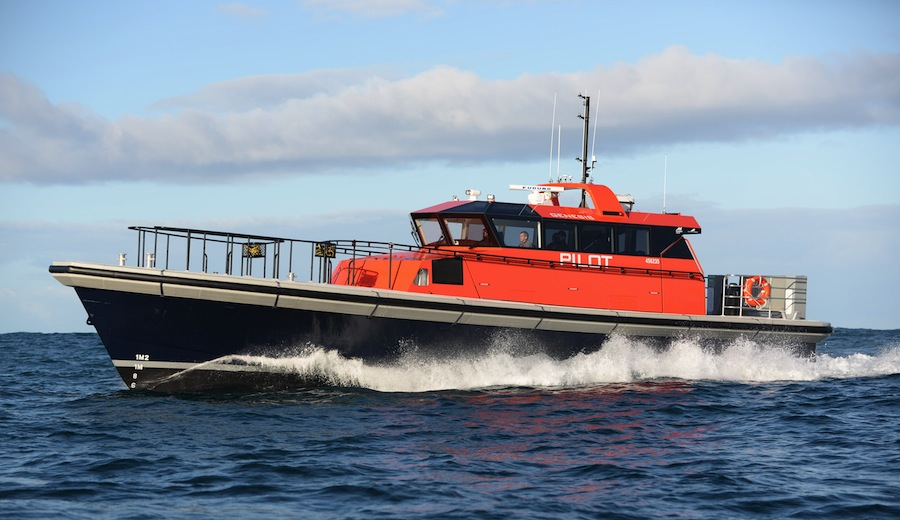 VESSEL REVIEW | Genesis – Harbour Services Australia puts a second pilot boat to work in Fremantle