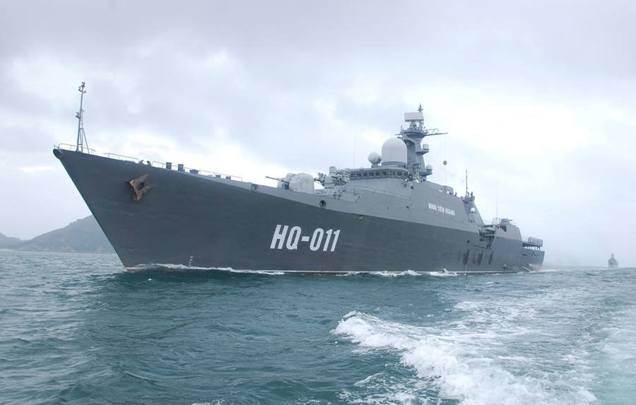 COLUMN   Proliferation of naval and paramilitary assets means Vietnam is a rapidly emerging maritime power [Naval Gazing]