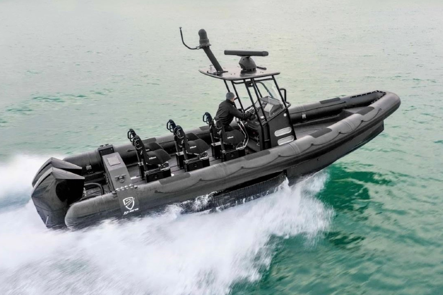 VESSEL REVIEW | US Navy's newest interception and boarding craft feature amphibious self-deployment capability