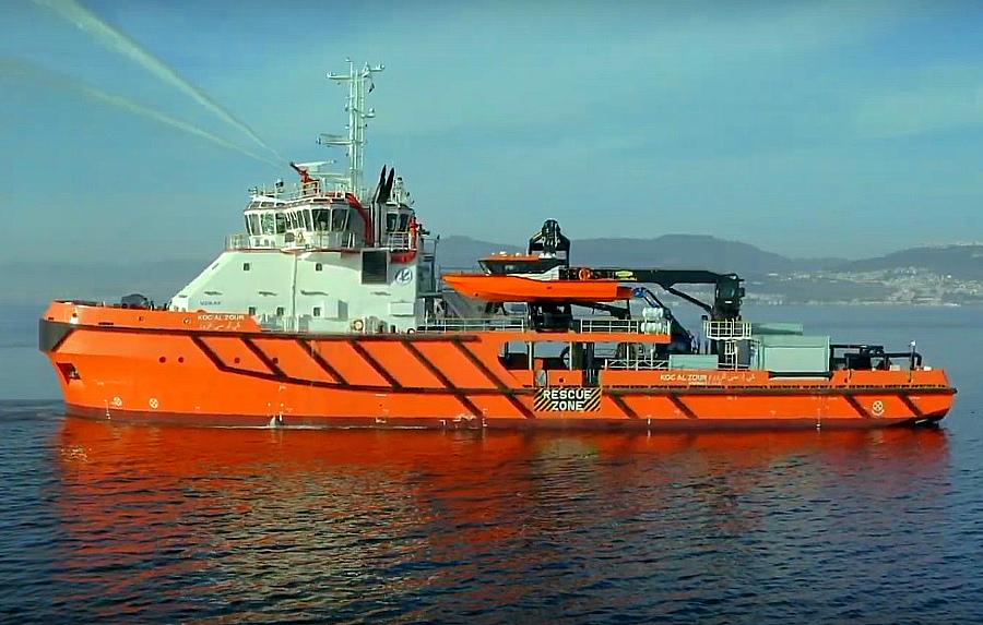 VESSEL REVIEW | KOC Al Zour – Kuwait Oil Company adds 60m oil recovery vessel to fleet