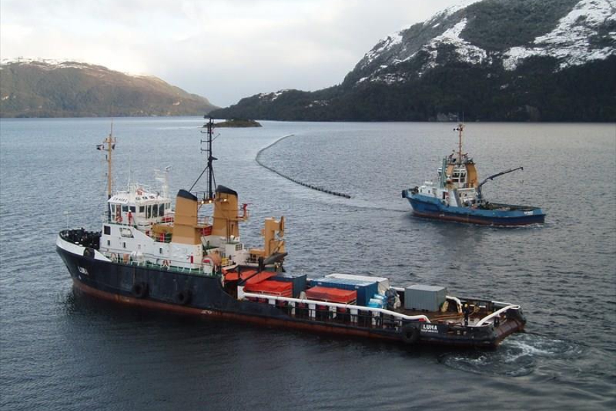 COLUMN | Salvage! (or alternative employment for a rig supply vessel) [The Wet Detective]