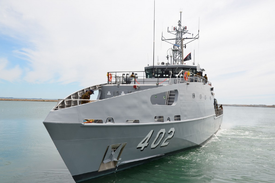 VESSEL REVIEW | Rochus Lokinap – Second 39-metre patrol boat in series for PNG Defence Force