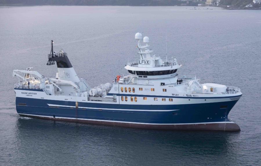 VESSEL REVIEW | Magne Arvesen – Versatile freezer trawler built for North Atlantic and Arctic waters