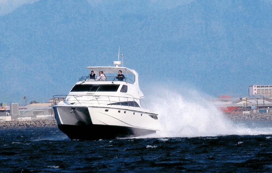 Feature The Future Of Hydrofoils Baird Maritime