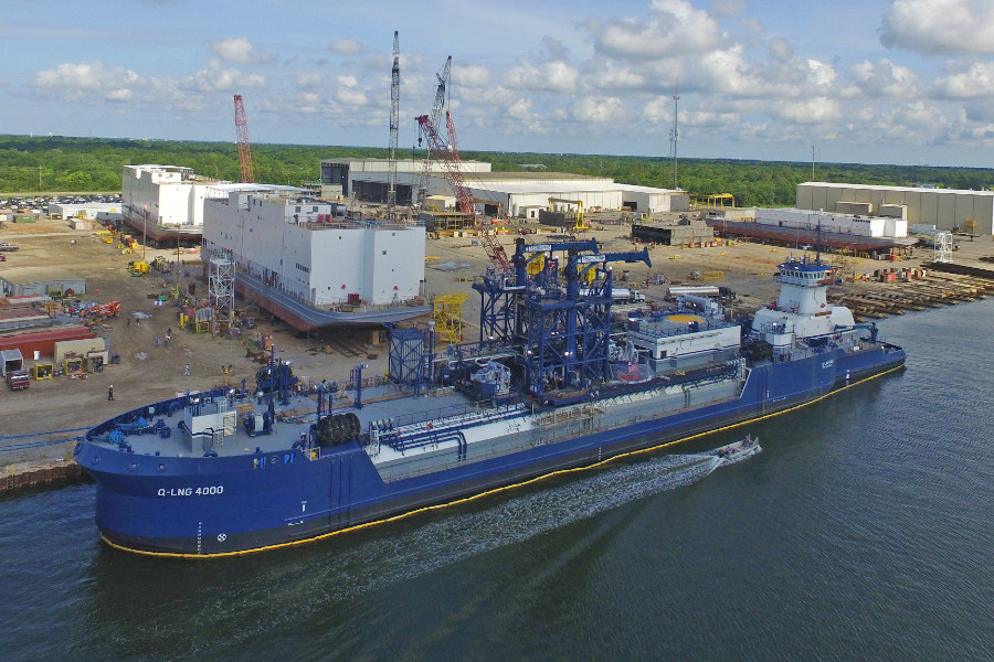 VESSEL REVIEW | Q Ocean Service & Q-LNG 4000 – First US-flagged offshore LNG bunkering ATB to serve southeastern coastal clients