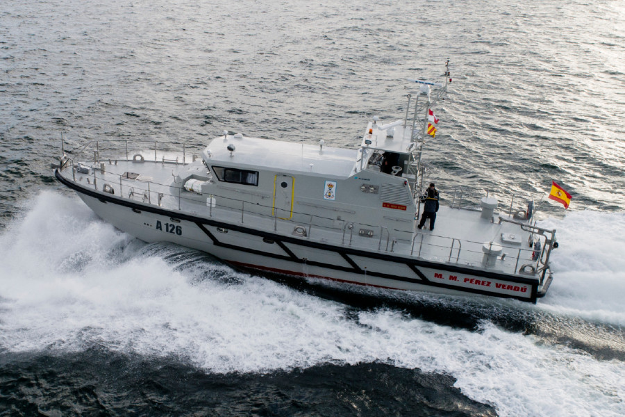 VESSEL REVIEW | Bustelo Pavon & Perez Verdu – New training vessels delivered to Spanish Navy
