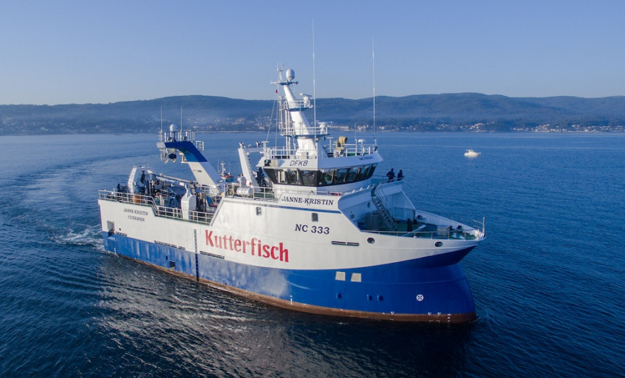 VESSEL REVIEW | Janne-Kristin and Iris – State-of-the-art trawler pair for the North Sea