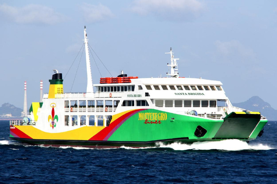 VESSEL REVIEW | Santa Brigida – Locally-built 72-metre ferry for Philippines' Montenegro Lines