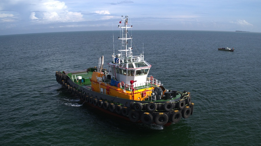 VESSEL REVIEW | Gang Qin No 501 – New ASD tug for Kaohsiung, Taiwan, from Malaysian Borneo