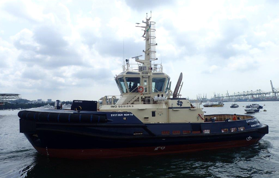 VESSEL REVIEW | Svitzer North – Highly manoeuvrable escort tug for Australia's Port of Geraldton