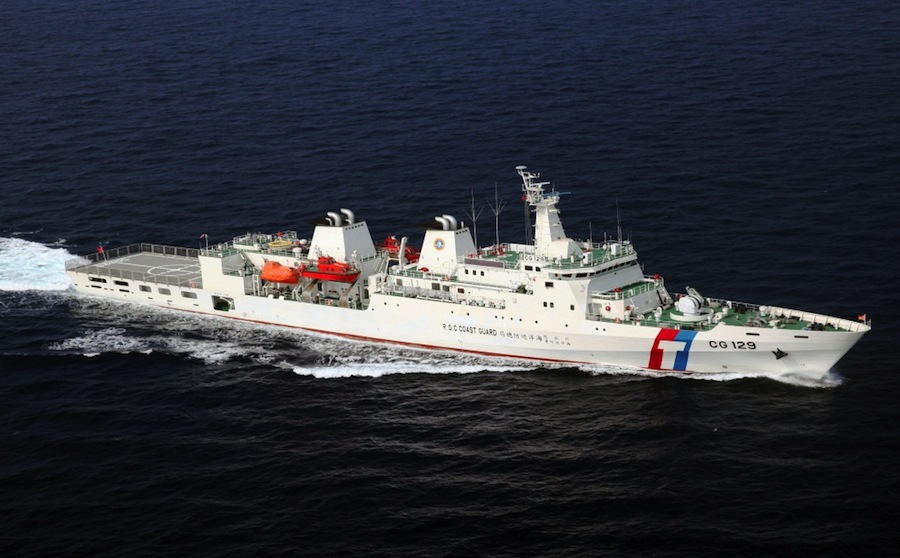 COLUMN | PLA Navy in the vanguard of China's advance [Naval Gazing]