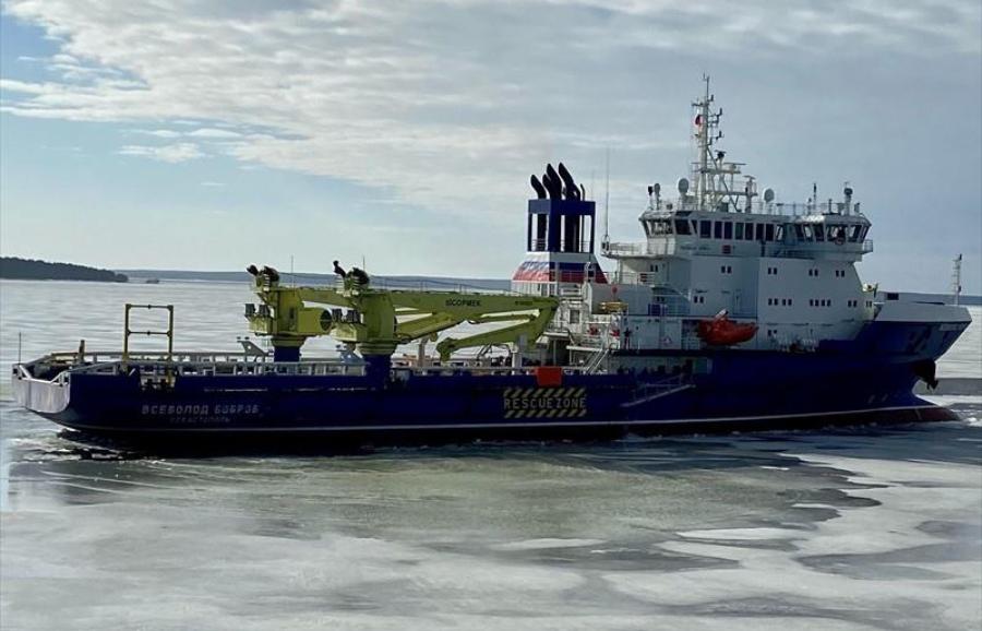 VESSEL REVIEW | Vsevolod Bobrov – Russian Navy's newest logistics ship boasts multi-role capability