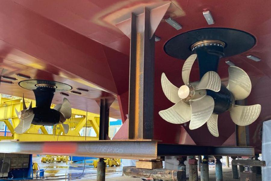 GEAR | Veth Propulsion identifies opportunities in Pacific maritime market