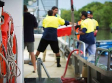 general Australia fishermen