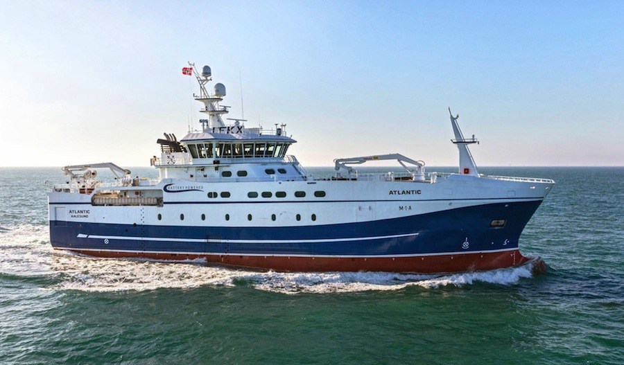 VESSEL REVIEW | Atlantic – First combined longline/Danish seine newbuild is highly automated and efficient