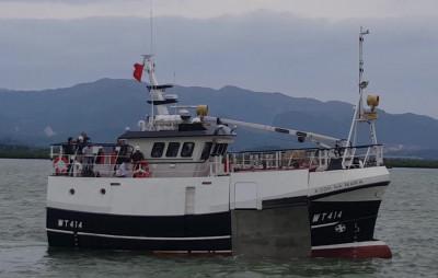 Best Crab Boat - Aodh Na Mara
