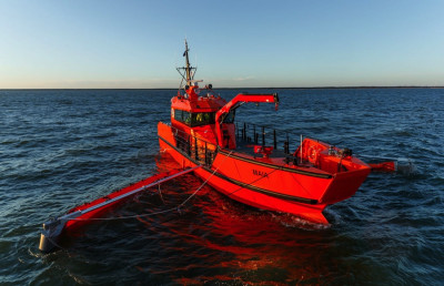 Best Oil Spill Response Boat - Maia