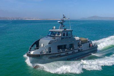 Best Transport Vessel - Inkanyamba