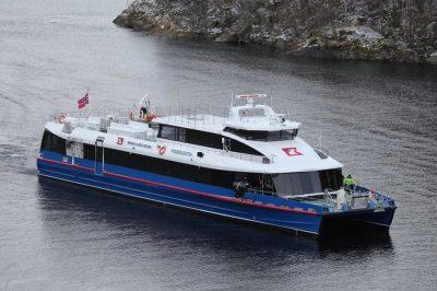 Best Electric Ferry – Rygerelektra